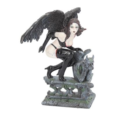 Figurine Gothique Nemesis Now Raven