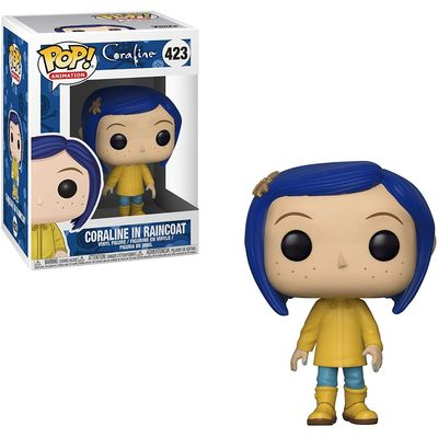 Figurine POP! Movies Vinyl Coraline in Raincoat