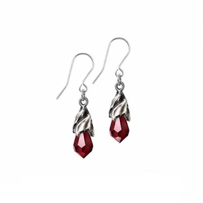 "Boucles d'oreilles Alchemy Gothic ""Empyrean Tear droppers"""