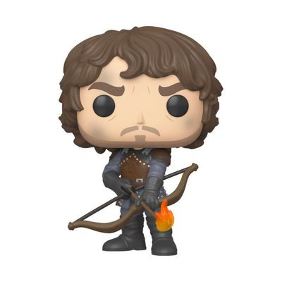 Figurine Game of Thrones POP! Television Vinyl Theon with Flamming Arrows