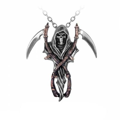"Collier Alchemy Gothic ""The Reapers Arms"""