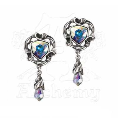 "Boucles d'oreilles Alchemy Gothic ""Empyrean Eye: Tears From Heaven"""