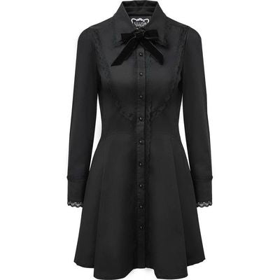"Robe Gothique Killstar ""Tombstone Tourist"""