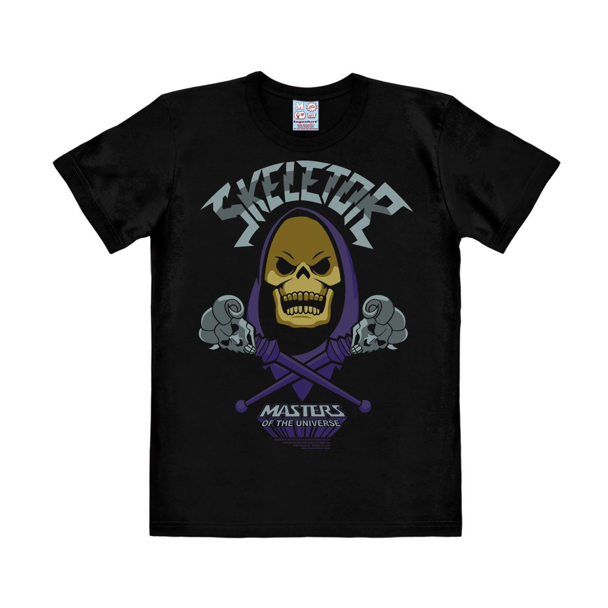 T-Shirt Masters of the Universe - Easy Fit Skeletor