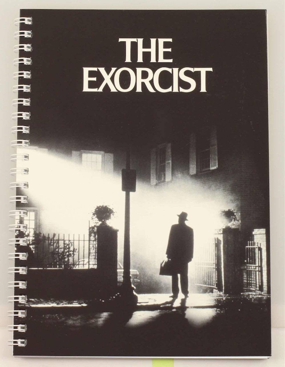Cahier L´Exorciste Movie Poster