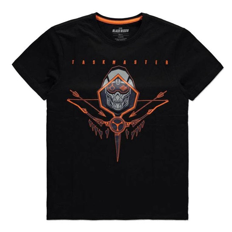T-Shirt Black Widow The Bow