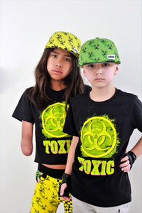 Hazard: Toxic Green