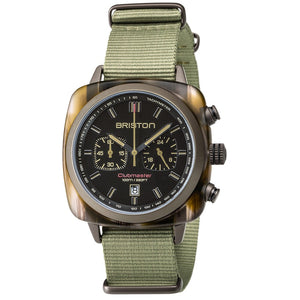Clubmaster Sport Acétate - Chronographe Jungle