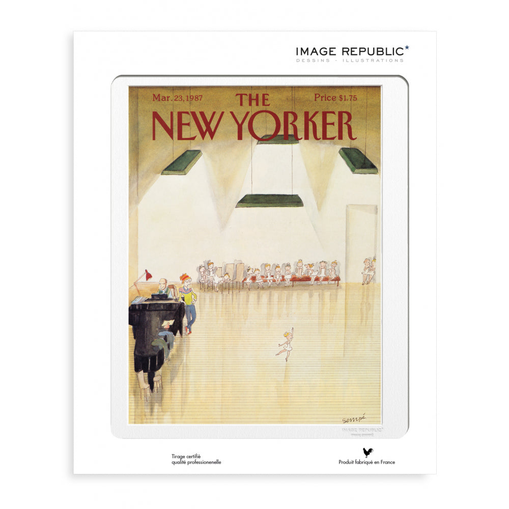 40 Sempé - Collection The New Yorker