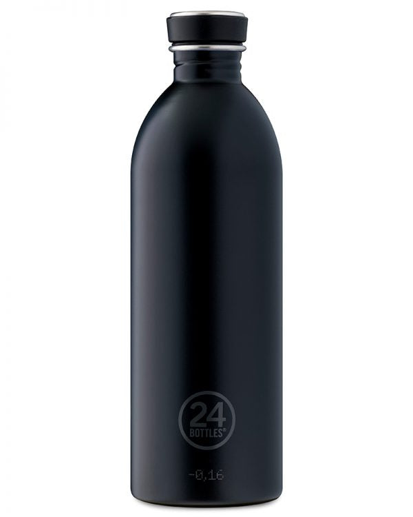 1L Urban Bottle Tuxedo Black - Gourde 1L