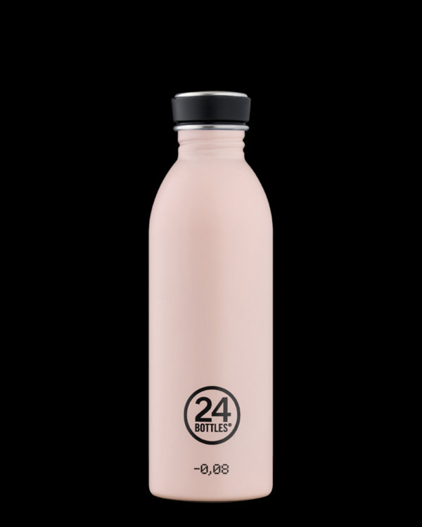 500ml Urban Bottle Stone Dusty Pink- Gourde 500ml