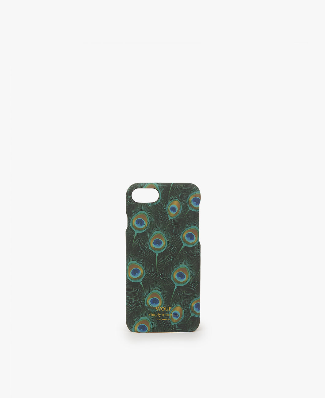 Peacock - Coque pour iPhone