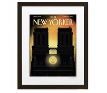 Charger l'image dans la galerie, 194 Staake - Notre-Dame - Collection The New Yorker
