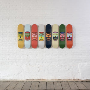 Skate Soupe Campbell Jaune - Andy Warhol