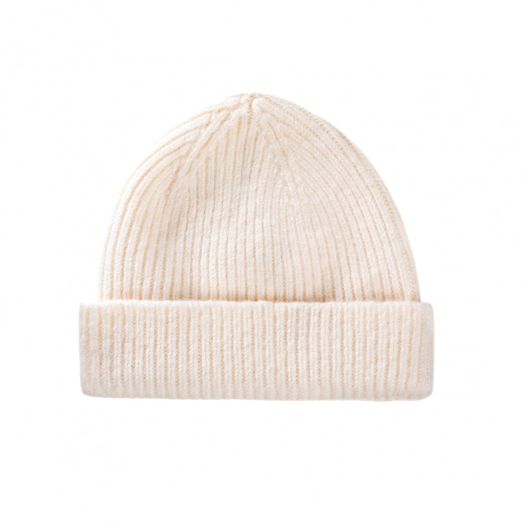 Snow Beanie Kids - Bonnet Blanc
