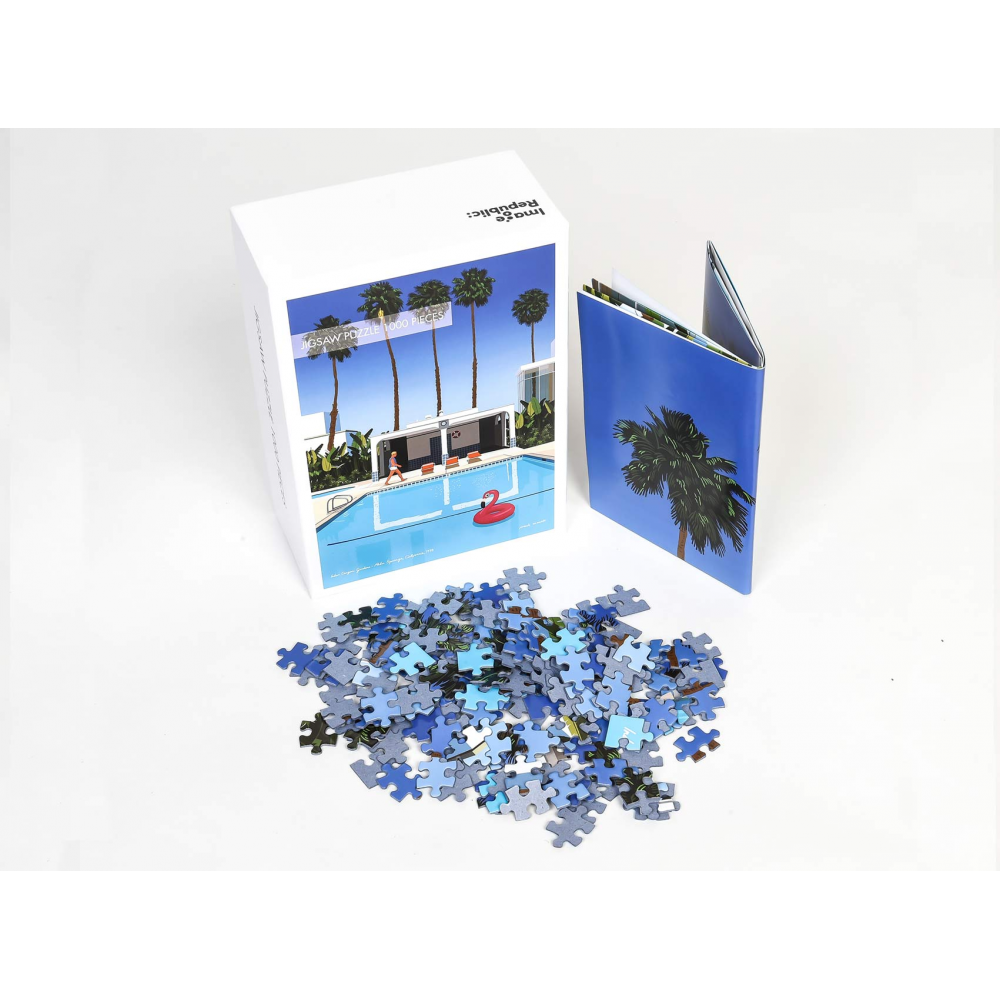 Puzzle Palm Springs - Collection Paolo Mariotti