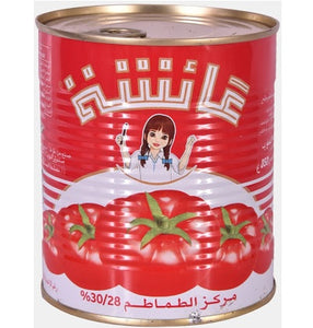 AICHA CONCENTRE DE TOMATE 860gr  (TOMATOES PASTE)