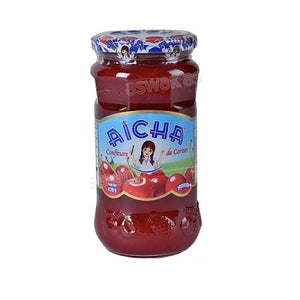 AICHA CONFITURE FRAISES 430gr (STRAWBERRY JAM)