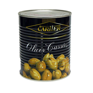 CARTIER OLIVES CASSEES 860gr CAN (BROKEN OLIVES)