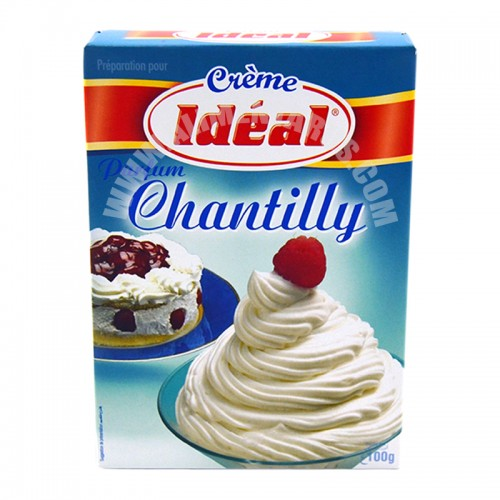 IDEAL Crème Chantilly 100gr (Whipped Cream)