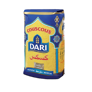 DARI COUSCOUS MOYEN 907GR (Medium/متوسط)