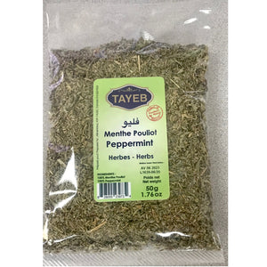 TAYEB Menthe Pouliot 50gr ( Peppermint /  فليو )