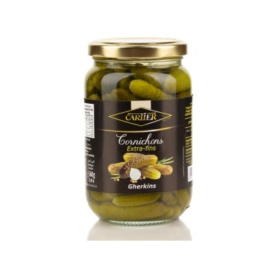 CARTIER CORNICHONS 37cl BOCAL (DILL PICKLES)