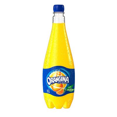 ORANGINA 1l  (SOFT DRINK)