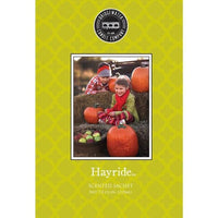 Hayride Scented Sachet - Knot 2 Shabby