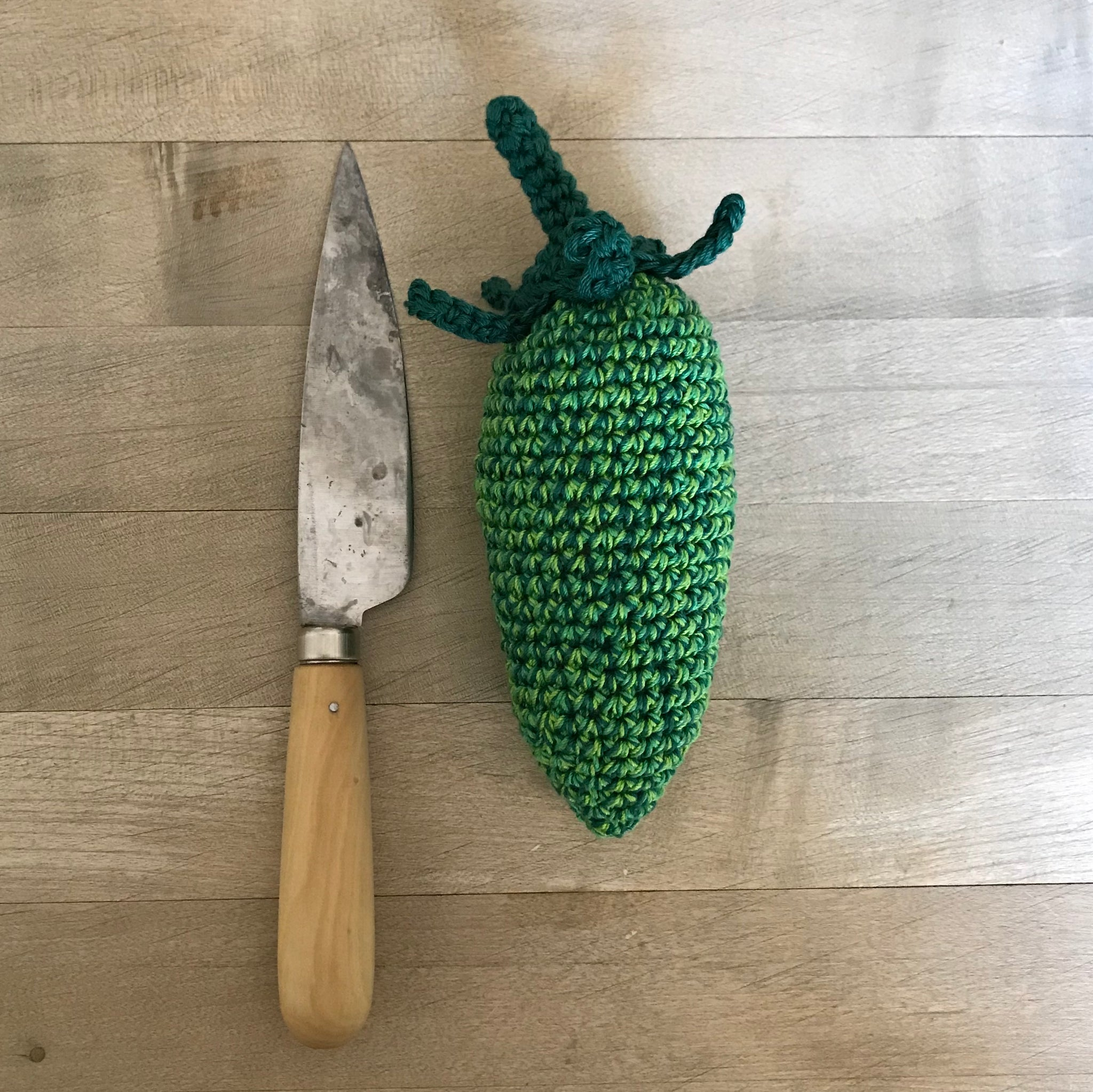Cotton Crochet Pepper