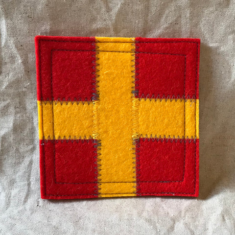 International Maritime Signal Flag Coaster R