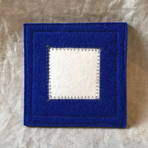 International Maritime Signal Flag Coaster P