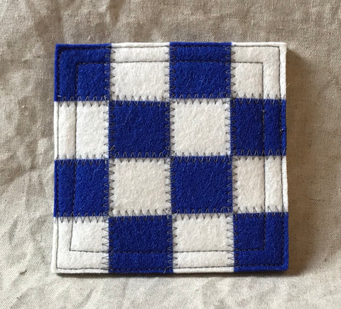 International Maritime Signal Flag Coaster N