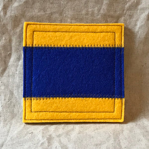 International Maritime Signal Flag Coaster D
