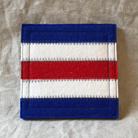 International Maritime Signal Flag Coaster C