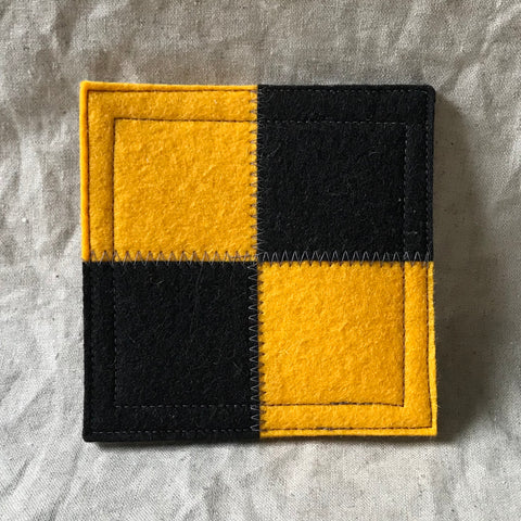 International Maritime Signal Flag Coaster L