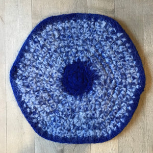 Felted Wool Trivet