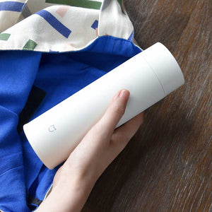XIAOMI Mijia Mini 350ML Vacuum Thermos Bottle Long Lasting Insulation Keep Cold SUS 304 Stainless Steel Vacuum Water Bottles