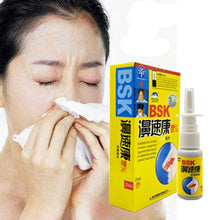 Load image into Gallery viewer, 1PC Powerful Rhinitis Spray Sinusitis Nasal Congestion Itchy Allergic Nose Medicine Chinese Nosal Spray Pointed Shape