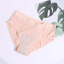 Load image into Gallery viewer, Leak Proof Menstrual Period Panties Women Underwear Physiological Pants Four-layer Bamboo Fiber Leakproof Women Period Underwear