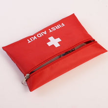 Load image into Gallery viewer, New First Aid Bag Outdoor Sports Camping Pill Bag Home mini Medical Emergency bag Survival First Aid Kit Bag