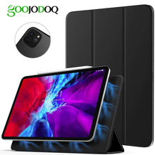 Load image into Gallery viewer, Case for New iPad Pro 11 2020 Case Pro 2020 12.9 2nd 4th Generation, Strong Magnetic Case Capa Funda Support Apple Pencil