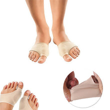 Load image into Gallery viewer, 1 Pair Bunion Gel Sleeve Hallux Valgus Device Foot Pain Relieve Foot Care For Heels Insoles Orthotics Big Toe Correction