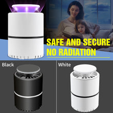 Load image into Gallery viewer, USB Electric lamp against mosquitoes Led Bug Zapper zancudos killer Pest Insect UV Photocatalysis Muta Mosquito Repeller Light