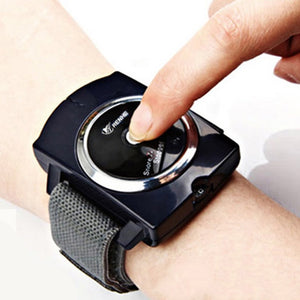 Smart Snore Stopper Stop Snoring Biosensor Infrared Ray Detects Anti Snoring Device Wristband Watch Sleeping Aid