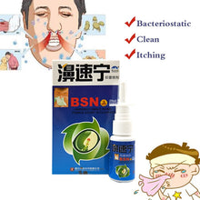 Load image into Gallery viewer, Chinese Traditional Medical Herb Spray Nasal Spray Rhinitis Treatment Nose Care Chronic Rhinitis Sinusitis Spray Anti-snore