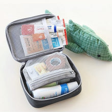 Load image into Gallery viewer, Outdoor Emergency Kits Camping Mini medical first aid kit Pill Storage Bags Travel Survival Kit
