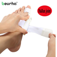 Load image into Gallery viewer, 1 pc Big Toe Bunion Splint Straightener Corrector Foot Pain Relief Hallux Valgus Correction For Pedicure Device Foot Care