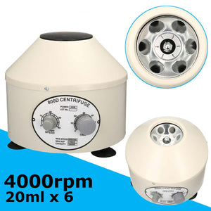 4000rpm Electric Laboratory Centrifuge Medical Practice machine Supplies prp Isolate serum Medical Practice 220V