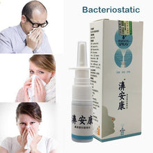 Load image into Gallery viewer, Nasal Spray Rhinitis Sinusitis Nasal Congestion Nose Itch Spray Nose Nasal Sprays Chronic Rhinitis Sinusitis Spray New